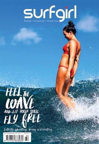 Surfgirl Magazine Issue 60